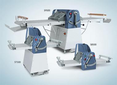 Тісторозкаточна машина Mecnosud SF 600-120