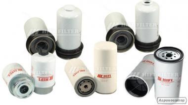 Паливні фільтри HI-FI