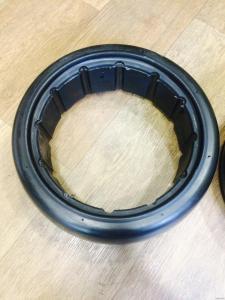 Шина 300х100 (бандаж) прикатывающего колеса культиватора КРН-5.6,
