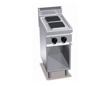 Плита електрична Bertos E7PQ2M (БН)