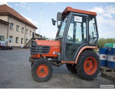 Міні-трактор Kubota B4WD
