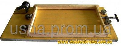Натягувач дроту для рамок (верстат для натягування дроту)