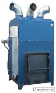Твердопаливні теплогенератори Avogadro Energy, для ферм, теплиць та ін