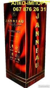 Арманьяк Janneau Napoleon, 2 L, 40 об. (опт, розница, дроп)