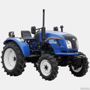 Мини-трактор DONGFENG 244DHХ - 24 к.с. (17,6 кВт) 4х4 Доставка