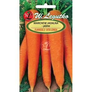 Семена моркови сортотипа Каротель
