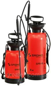 Помпові ручні обприскувачі Sadko SPR-8