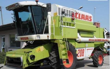 Продам Комбайн CLAAS Mega 208 2002 року випуску