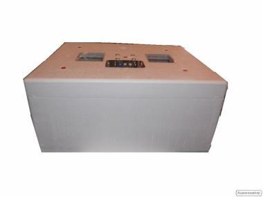 Інкубатор Несучка-Го на 76 яєць 220/12В автоматичний, з вентилятором,
