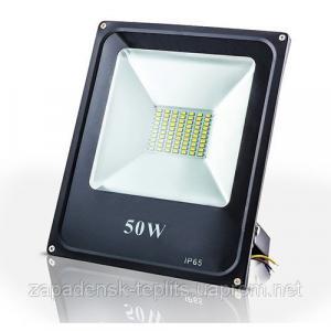 Світлодіодний прожектор LED 50Вт 6500К 4300Лм, IP66