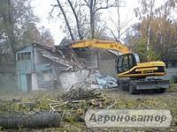 Реконструкція, будівництво будівель і споруд.