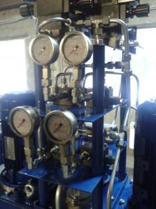 Виробництво гідравлічних станцій всіх типів в Києві. Розробка, виготовлення гідравлічних насосних станцій