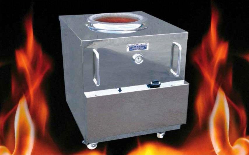 Печь ST-III Clay Oven
