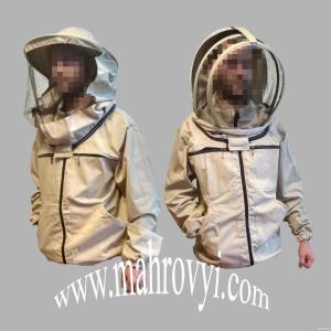 Куртка пчеловода на замках каттон 100%