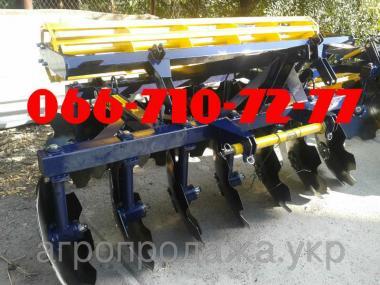 АГД-2,5 Рама (переобладнання під причіпну машину) ДТ-75,МТЗ-80/82