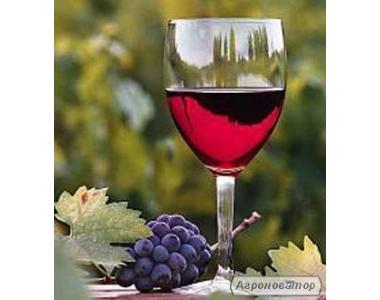 Вино домашнє червоне
