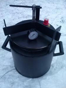 Автоклав для консервирования Мини на 10 банок 0,5 л