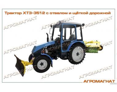 Коммунальный трактор ХТЗ-3512-09, новый, 2015 г.в.