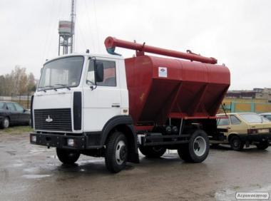 Завантажувачі сухих кормів ЗСК-Ф-10А-01