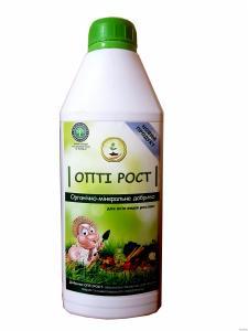 Жидкое органическое удобрение «ОПТЕ РОСТ»