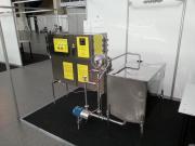 Пастеризатор молока інфрачервоний 200 л/год УЗМ-0,2