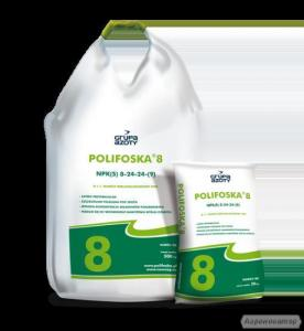 Polifoska® - комплексные NPK удобрения