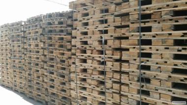 Купуємо піддони деревяні 1200*1000*130