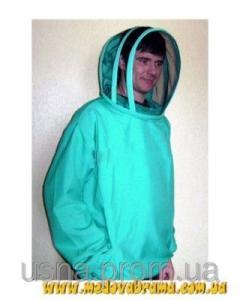 Куртка бджоляра з маскою Євро