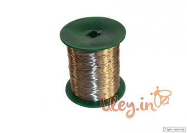 Дріт пасічний з нержавіючої сталі 0,5 кг, діаметр дроту