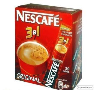 Кофе 3в1 большой выбор