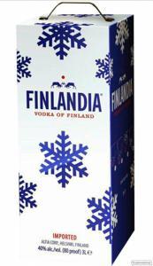 горілку Фінляндія 3л, Абсолют 3л, пшенична 10л, коньяк 10,5,3 л від 1шт!
