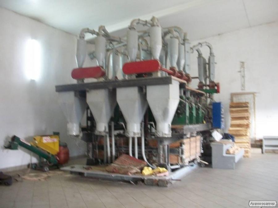Монтаж і демонтаж млинів АВМ-15,7