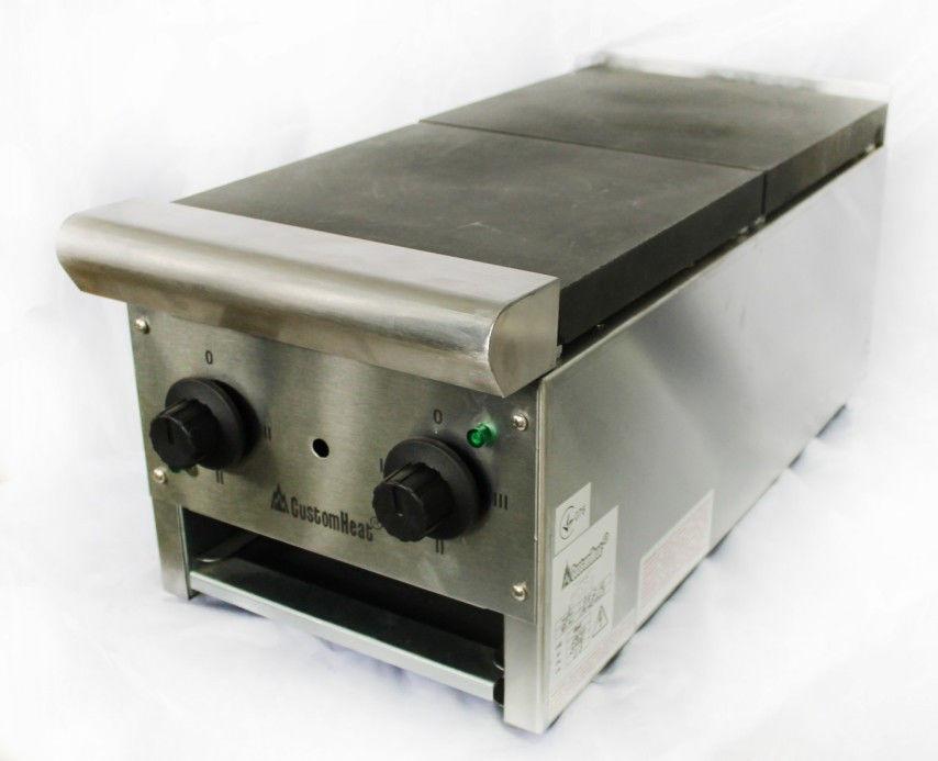 Електрична плита настільна RE2-12 CustomHeat
