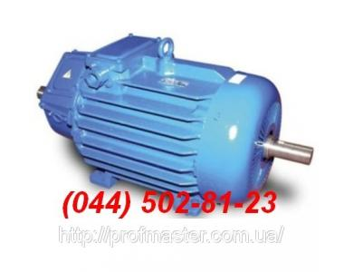 Електродвигун MTH-111-6, двигун MTF-111-6, MTФ 111, MTKH 111 крановий МТФ, МТН, МТКФ, МТКН
