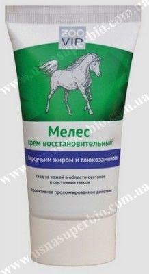 Крем Мелес с барсучьим жиром и глюкозамином (150 мл), Веда, Россия