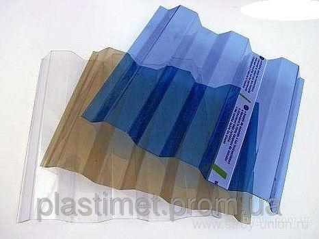 Профильный поликарбонат Suntuf Бронза (1,26х2м)
