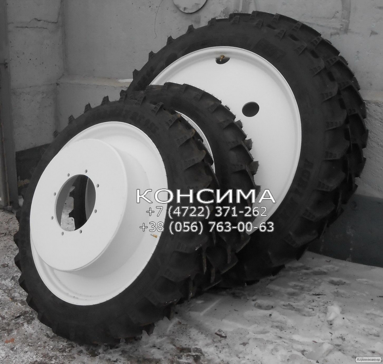 Сельскохозяйственные диски, колеса