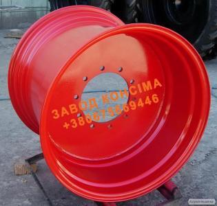 Сільськогосподарські диски, колеса
