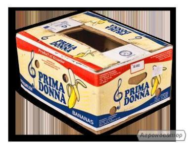 Продам бананові ящики