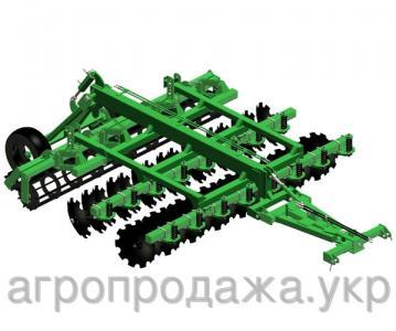 Агрегат ґрунтообробний комбінований АГК-4,0