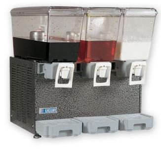 Охолоджувач напоїв USM 3*10