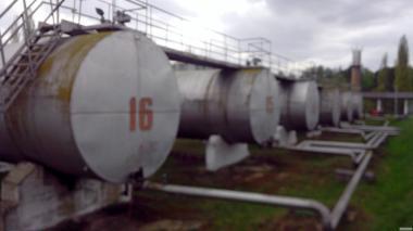 Емкость резервуар 75м3 стальной