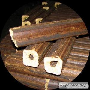 продам топливные брикеты типа pini key