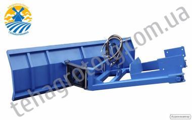 Відвал (лопата) снігоприбиральна Т-150