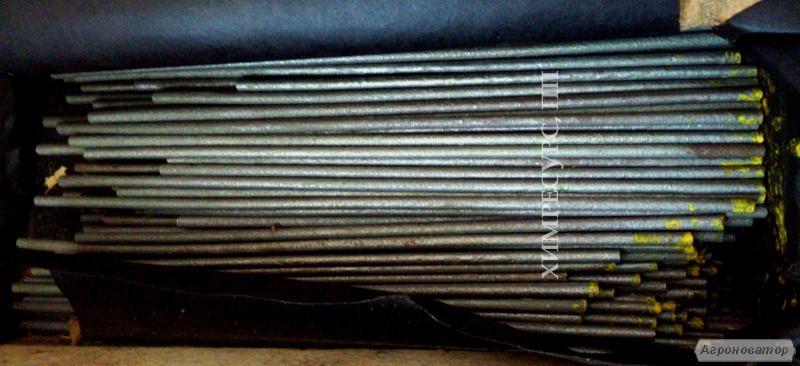 Пруток для наплавки ПР-С27, Сормайт, 6мм, 8мм, тип ПрН-У45Х28Н2СВМ