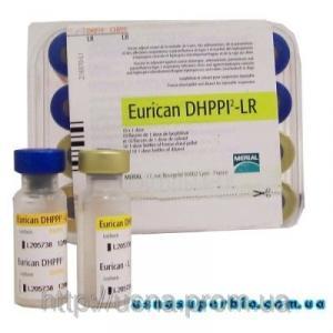 Эурикан (Eurican) DHPPI 2 - LR, Мериал, Франция - вакцина для собак