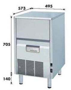Льдогенератор 40 кг/сутки KL-42A