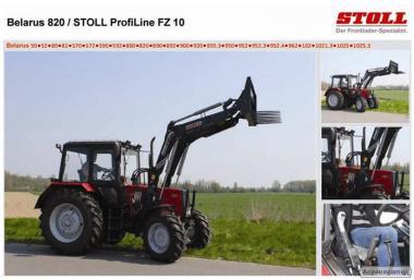 Фронтальный погрузчик Stoll ProfiLine FZ-10 (Германия)