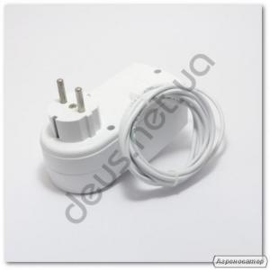 Терморегулятор для обігрівачів (регулятор температури) в розетку