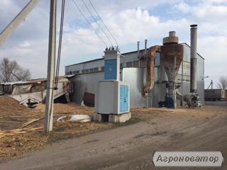 Готовий бізнес Пелетний Завод (Виробництво пелет)
